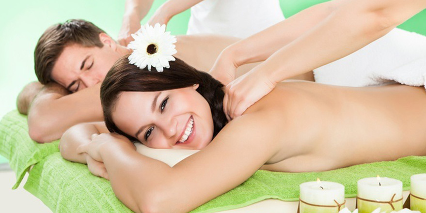 Spa de parejas Plan Olimpo Tai Spa
