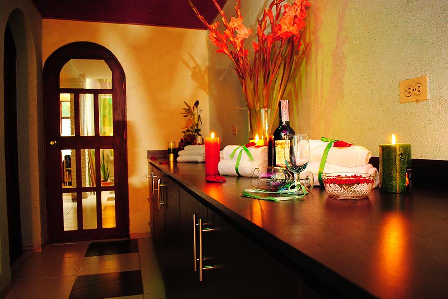 Instalaciones de Tai Spa en Bogotá